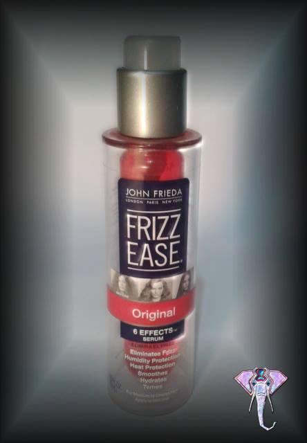 Frizz Ease – John Frieda #BEDO