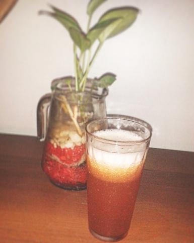 Delicioso Chá Gelado de Pêssego em Casa