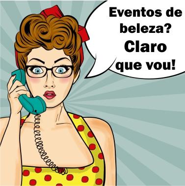 Eventos de Beleza no Rio de Janeiro em Junho-Bora?