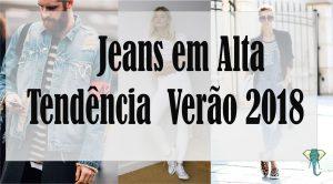 jeans tendência
