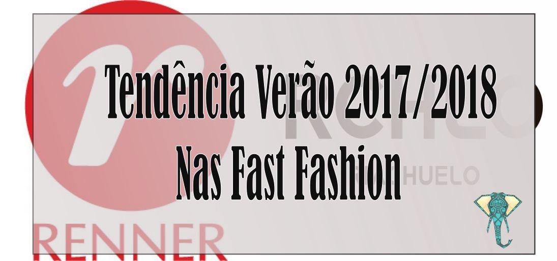 Fast Fashion e suas Coleções